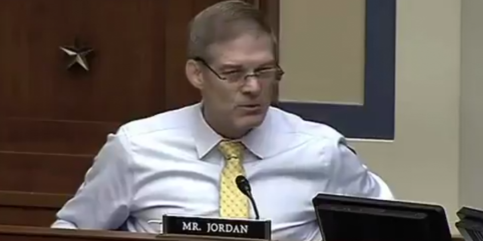 Rep. Jim Jordan speaks for the American people in demanding an investigation into the origins of COVID-19