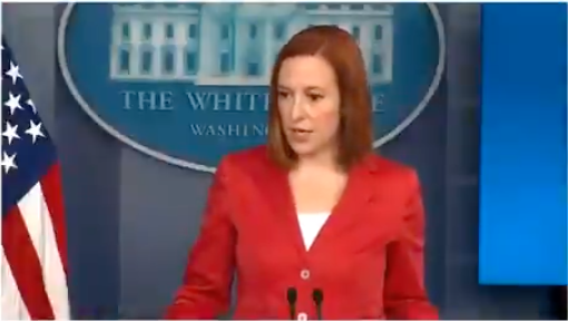 WATCH: White House takes aim at voting laws in Texas, Florida
