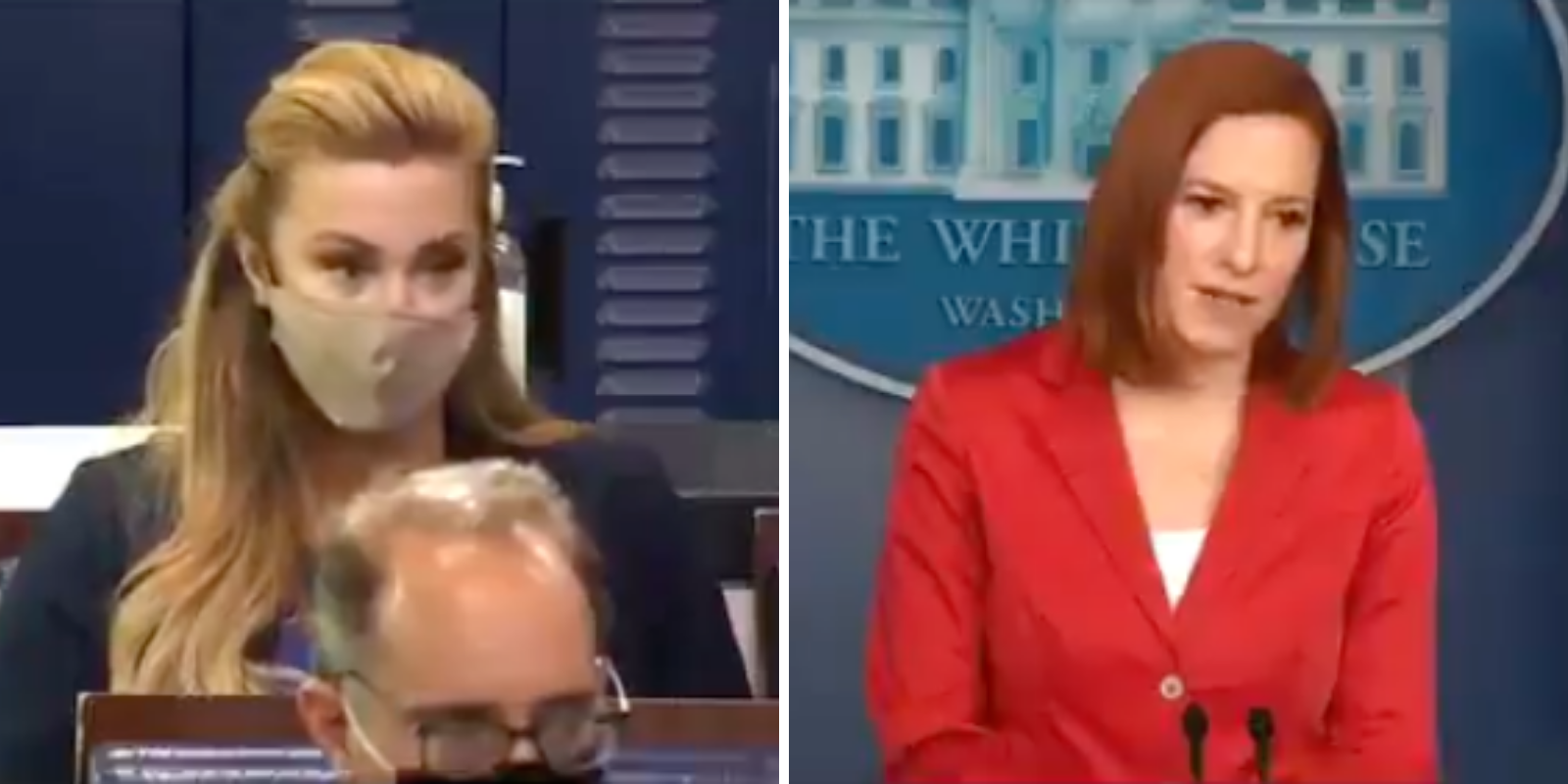 WATCH: Psaki deflects questions on why NIH funded Wuhan Virology Lab