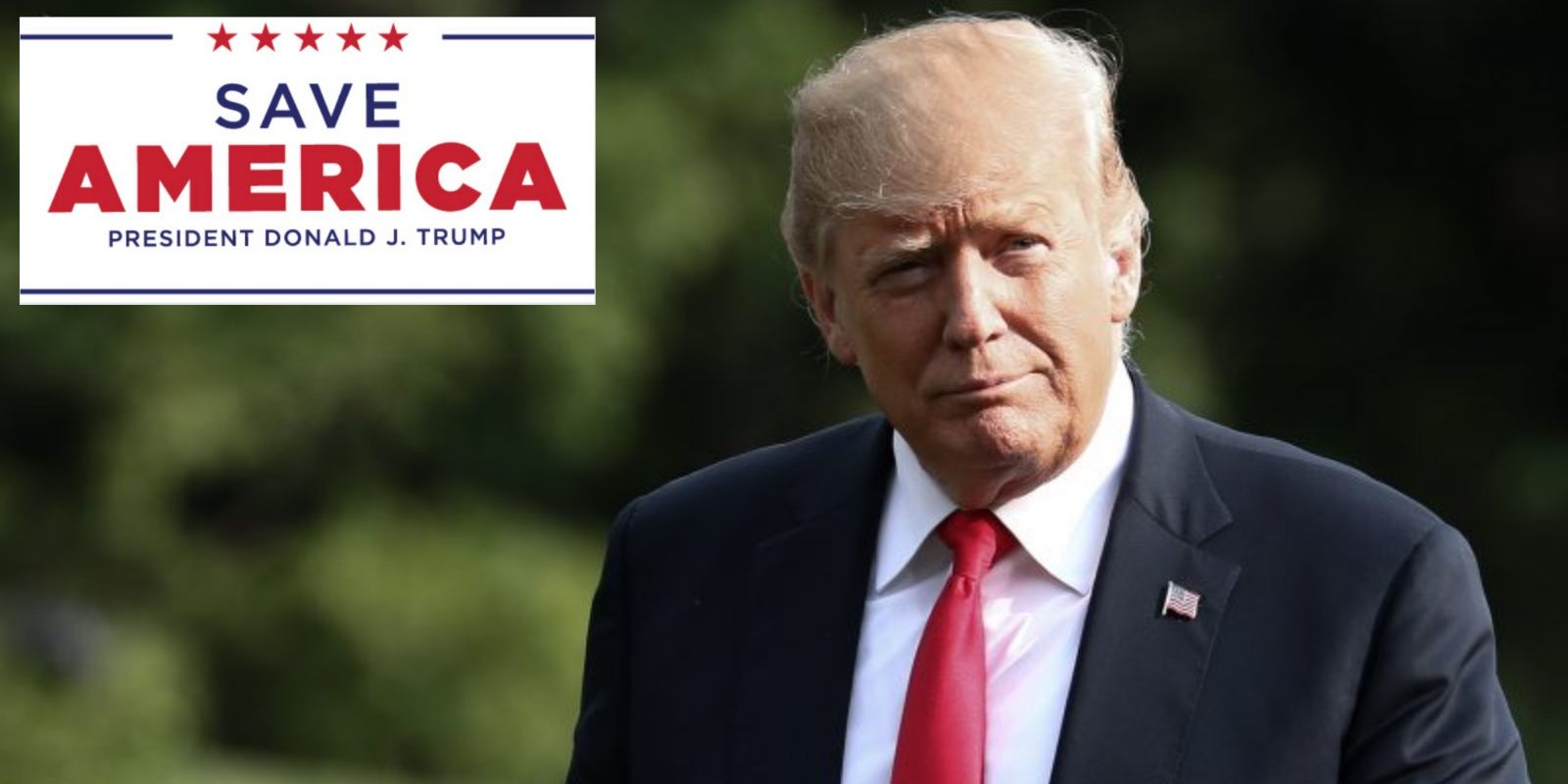 BREAKING: Trump responds New York criminal investigation: 'There is nothing more corrupt than an investigation that is in desperate search of a crime'