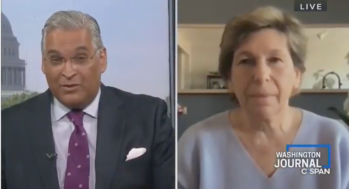 WATCH: Teachers union boss defends giving 'language' to the CDC on school reopenings