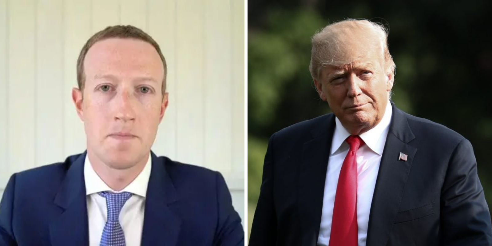 BREAKING: Facebook Oversight Board upholds ban on Trump