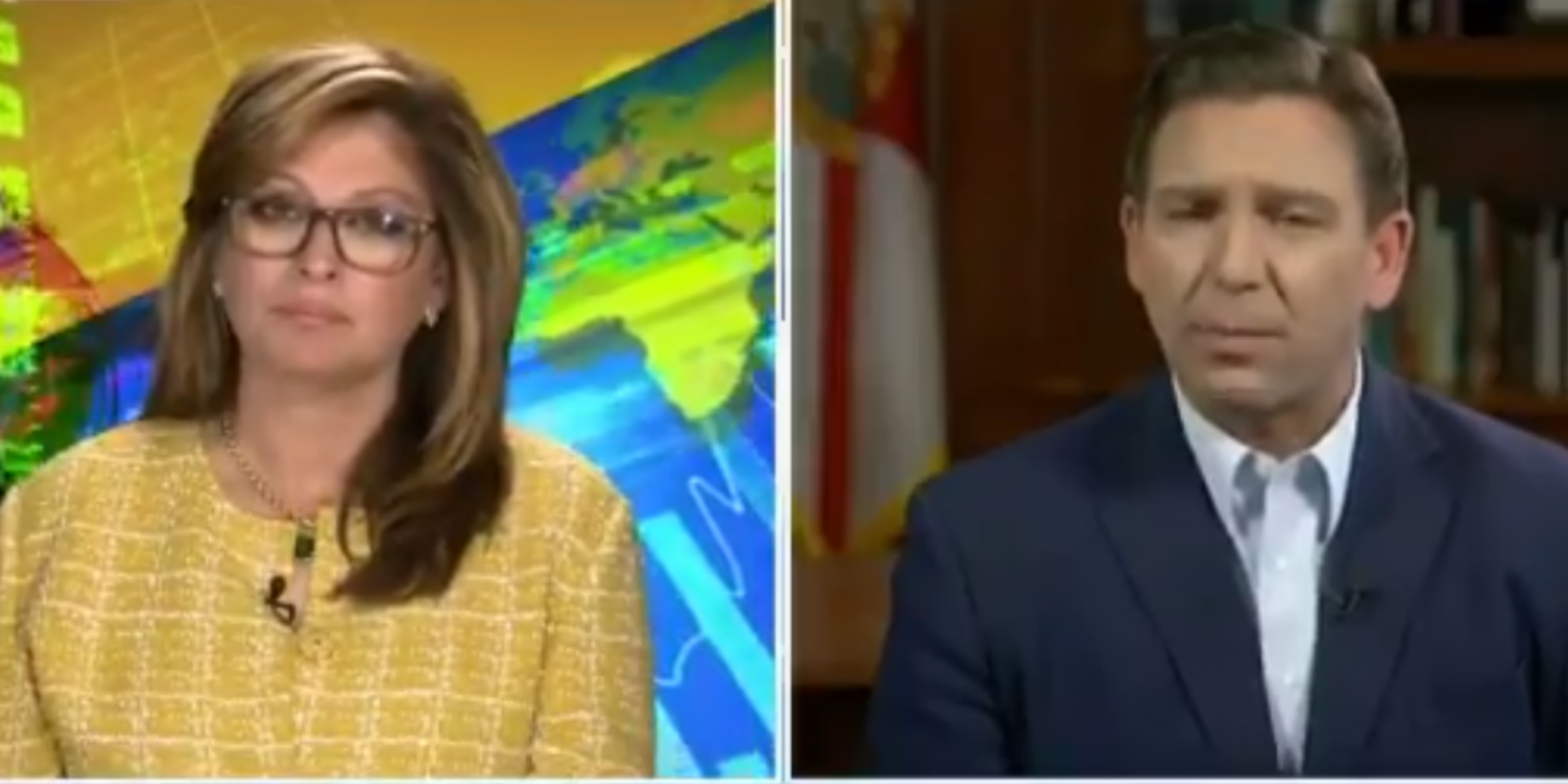 WATCH: Gov. DeSantis says Biden's performance at G7 summit 'played well with European elites' but neglected middle America