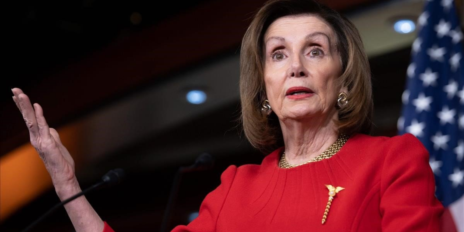 BREAKING: Pelosi to create her own commission to investigate Jan 6 Capitol riot