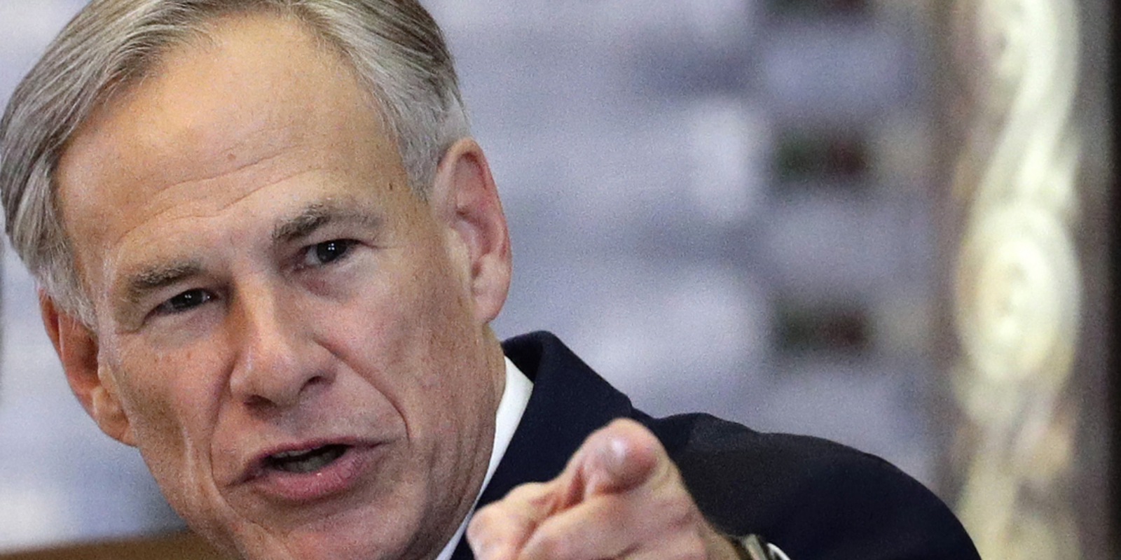 Gov. Abbott defunds Texas legislature after state Democrats stage walk-out to block voting bill