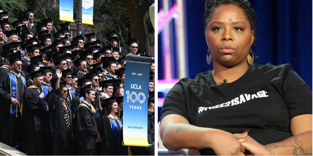 UCLA invites disgraced BLM co-founder Patrisse Cullors to be keynote speaker at commencement