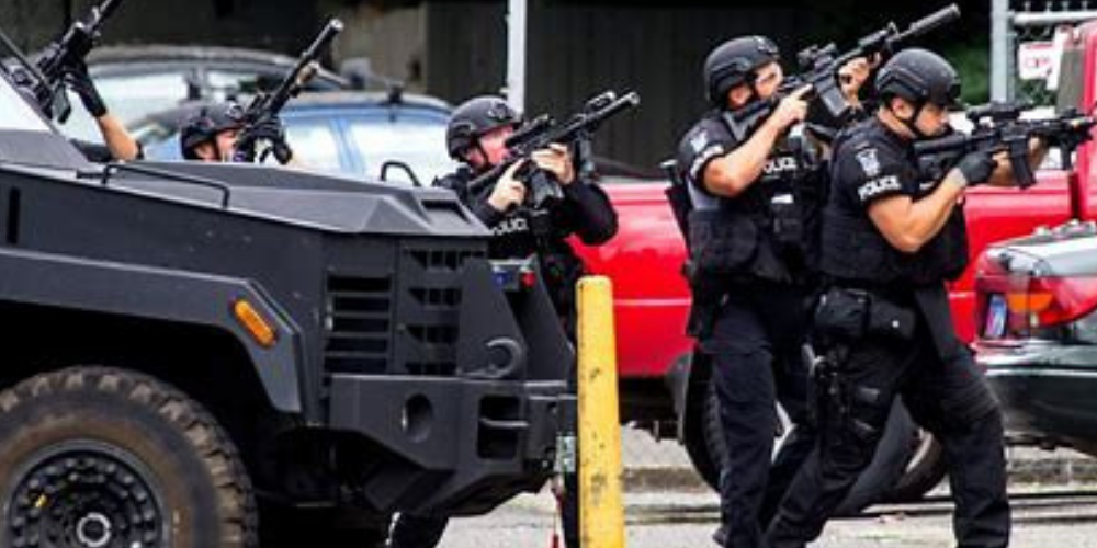EXCLUSIVE: Seattle Courthouse Park so dangerous SPD required to protect firefighters with 'Rescue Task Force'
