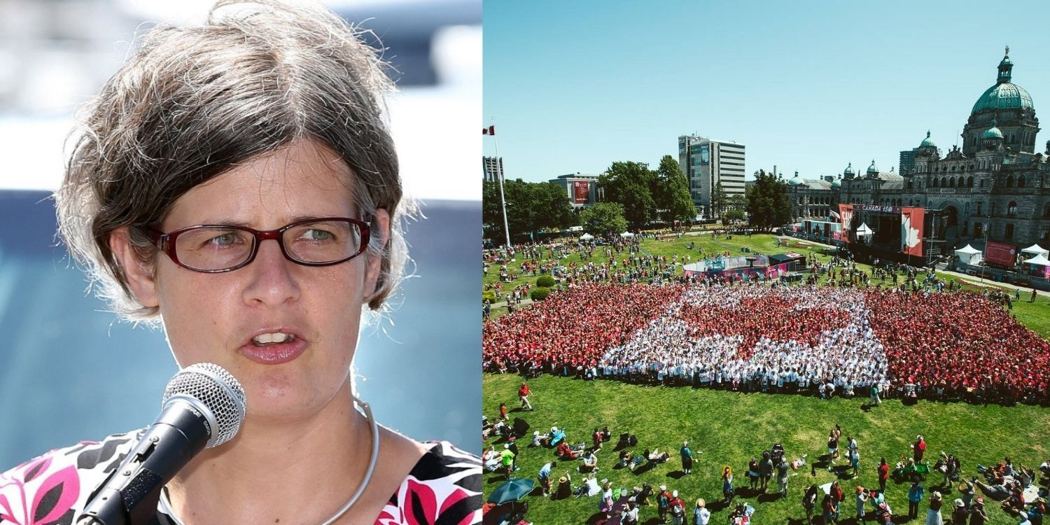 BREAKING: City of Victoria CANCELS Canada Day, citing residential school tragedy