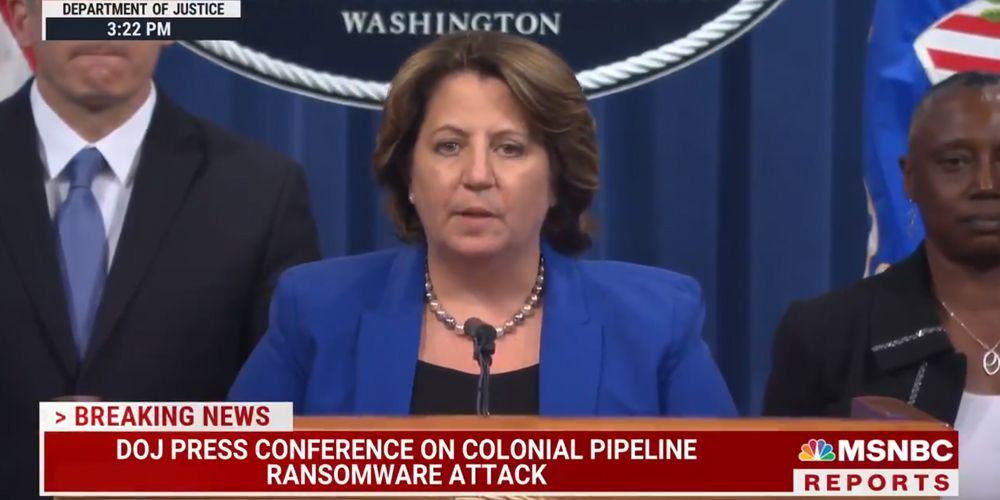 DOJ recovers $2.3 million in ransom paid to Colonial Pipeline hackers
