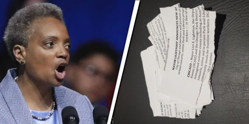 Chicago Mayor Lori Lightfoot accused of toxic work environment after internal emails revealed