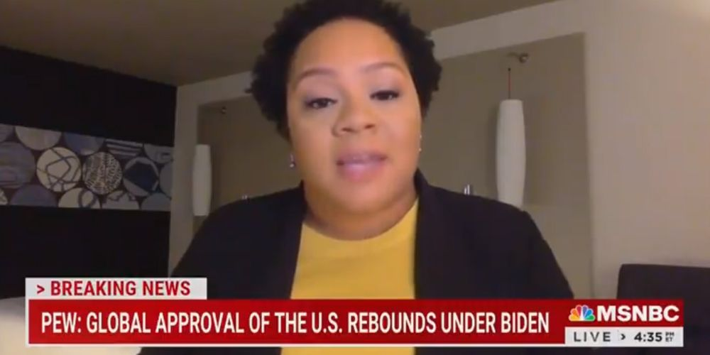 Anti-Trump PBS anchor Yamiche Alcindor claims European leaders are healing from 'deep scars'