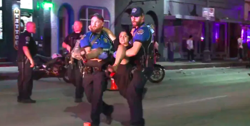 13 wounded in Austin mass shooting