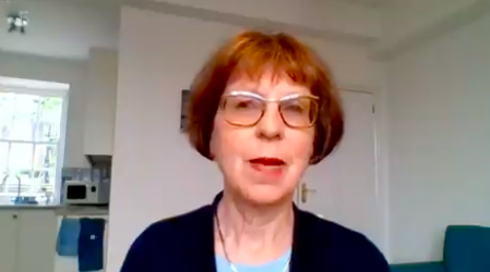WATCH: UK government advisor says masks and social distancing should go on 'forever'