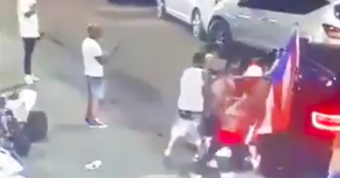 WATCH: Mob drags couple from their car, kills man, injures woman, at Chicago Puerto Rican Day Parade