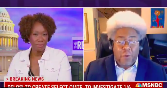 WATCH: MSNBC guest says Republican leaders should be arrested for Jan 6 riot, compares them to Bin Laden