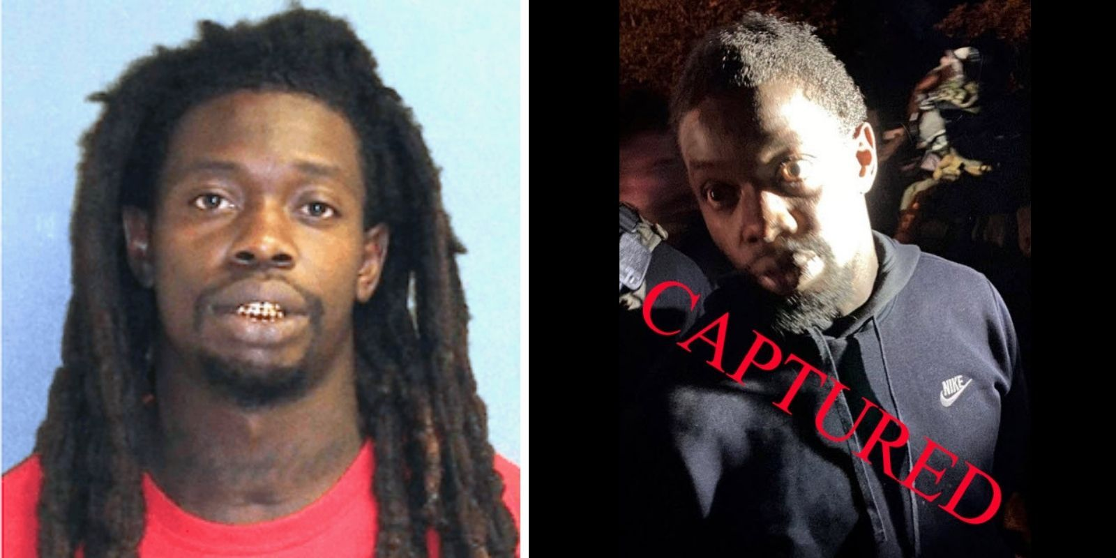 Man suspected of shooting Daytona Beach officer captured at black nationalist encampment with arsenal of weapons