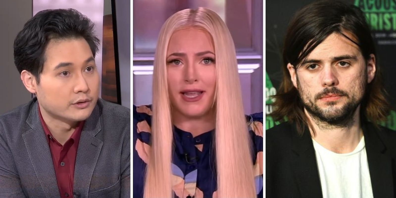 WATCH: Meghan McCain defends Winston Marshall's support of Andy Ngo