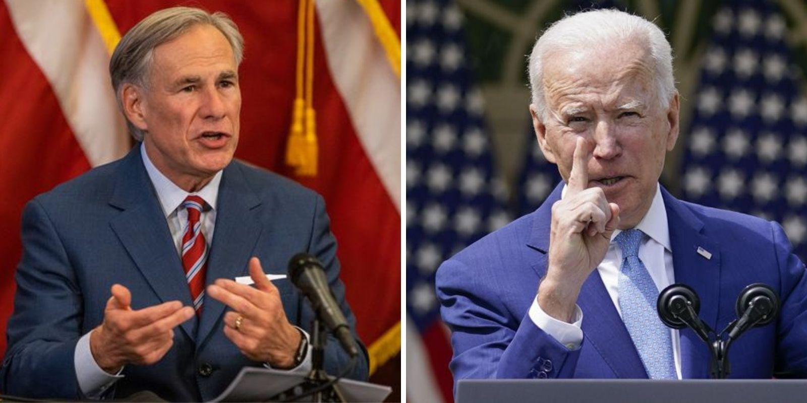 BREAKING: Texas governor declares state of emergency amid ongoing Biden border crisis