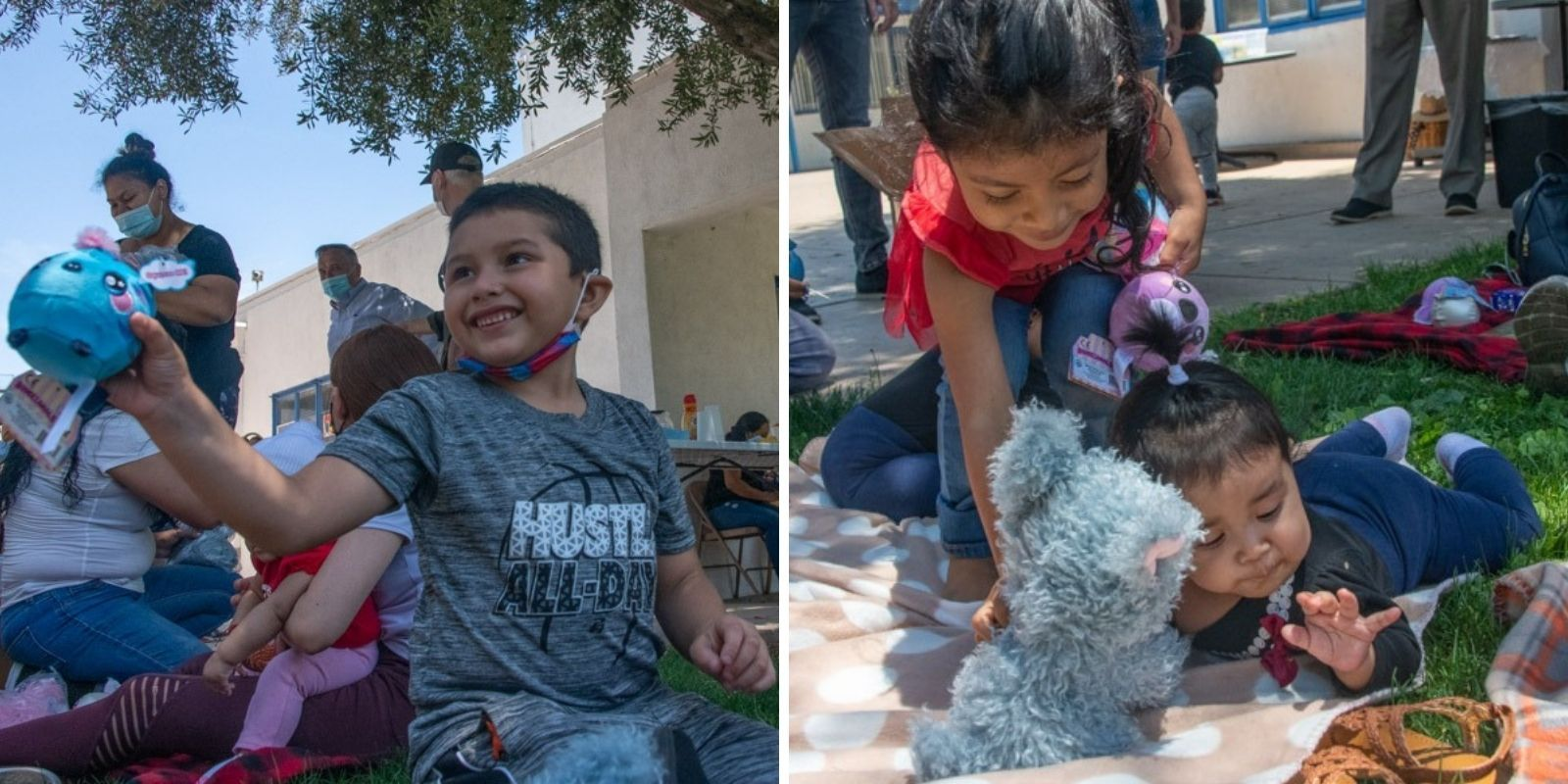 EXCLUSIVE: California toymaker inspired by Pope Francis documentary filmmaker to deliver stuffed animals to migrant children