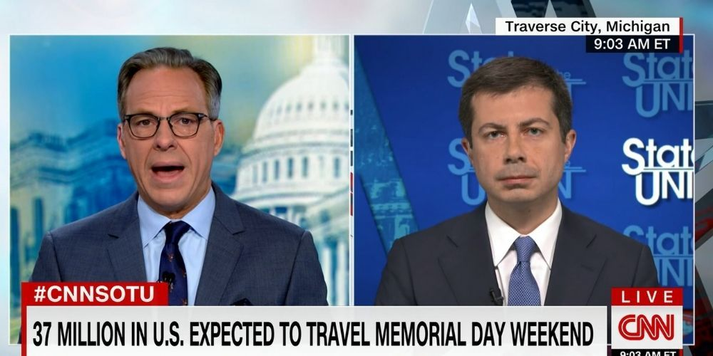 Buttigieg admits mask requirements are about 'respect' not science