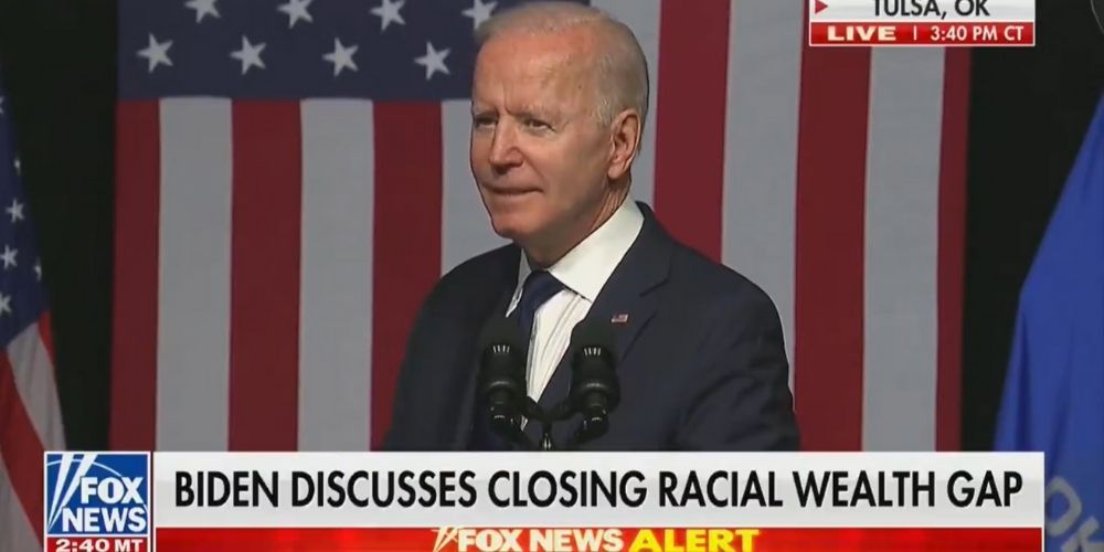 Biden SLAMMED for saying black entrepreneurs just as capable as whites 'but they don't have lawyers' or 'accountants'
