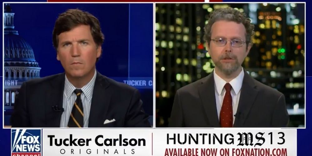 WATCH: Tucker Carlson discusses Army battalion commander who said 'white people are part of the problem'