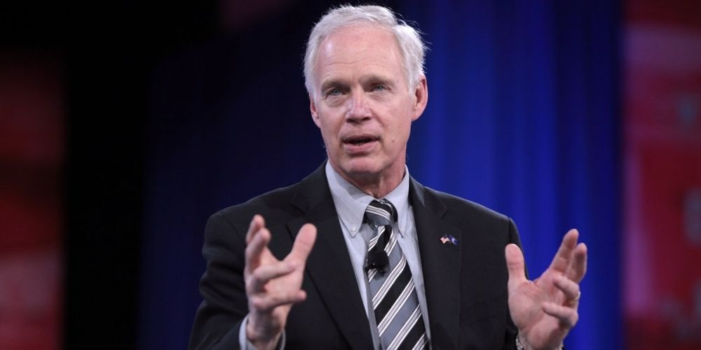 Senator Johnson questions unequal treatment of Capitol rioters and last summer's rioters