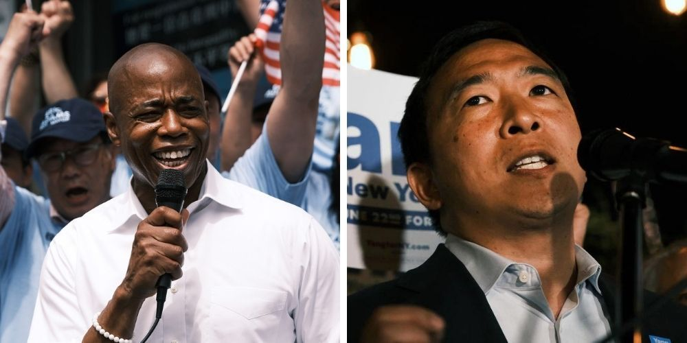 Adams likely winner of New York City Democrat mayoral primary as Yang ends campaign