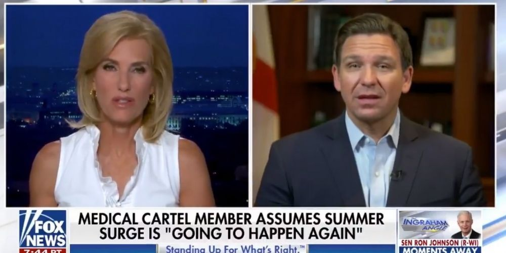 WATCH: DeSantis bans critical race theory and mandates curriculum on 'the evils of communism'