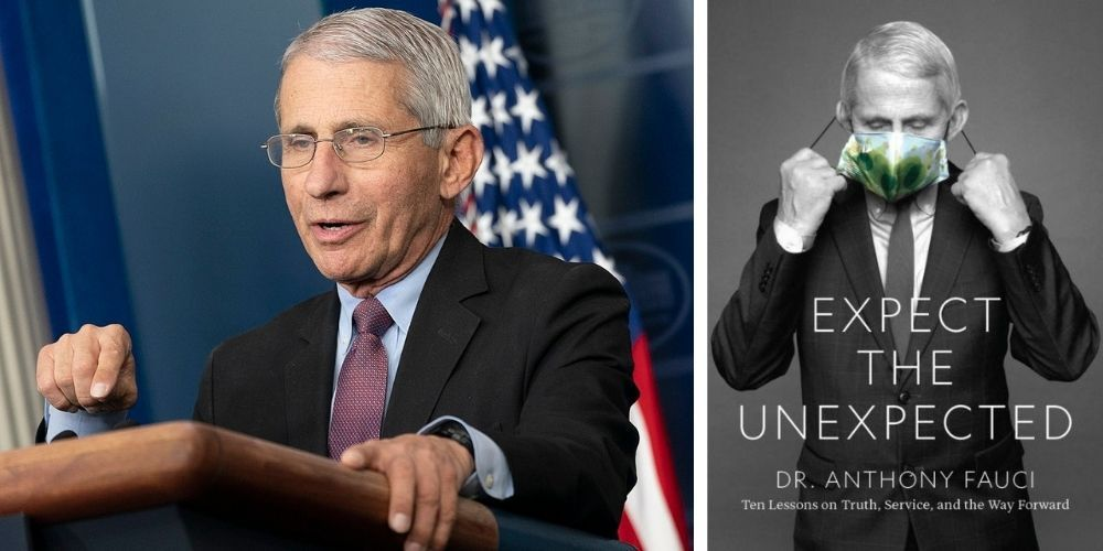 Fauci to release book on 'truth, service, and the way forward'