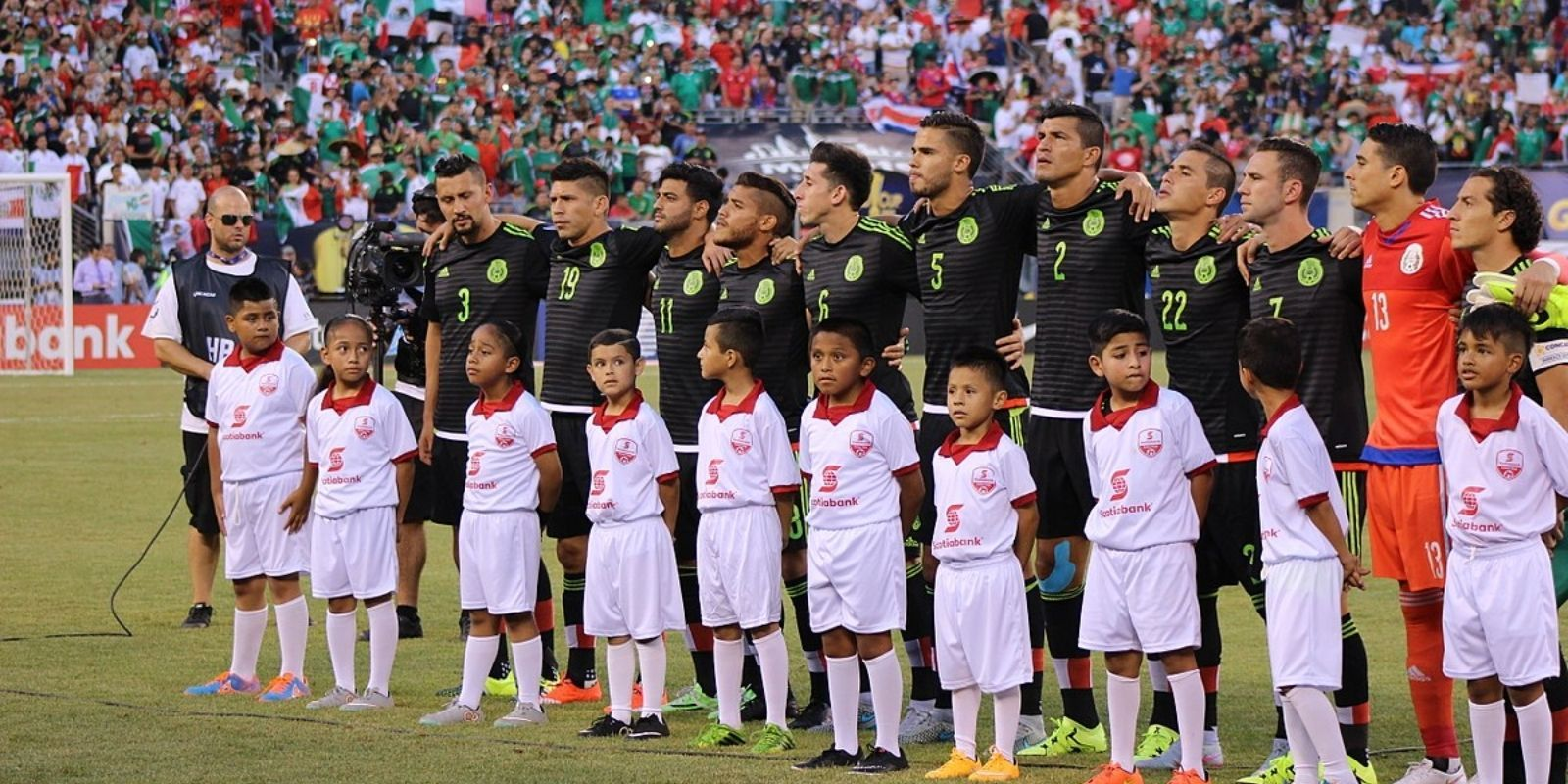Mexico fans BANNED from World Cup qualifiers for 'homophobia' — tournament will be in Qatar, where homosexuality is ILLEGAL