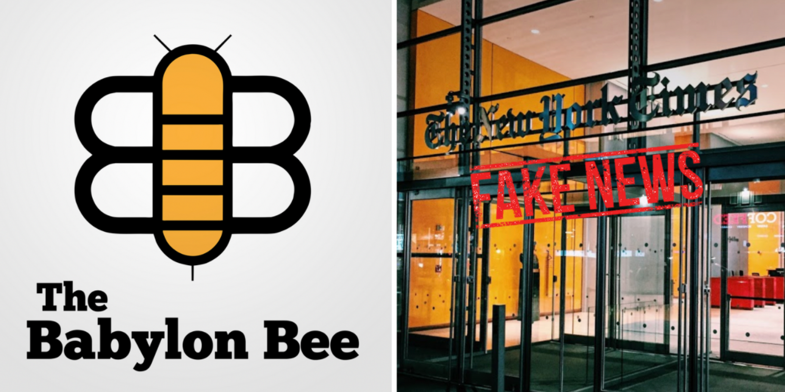 BREAKING: NY Times retracts false claim that smeared The Babylon Bee as 'far-right misinformation'
