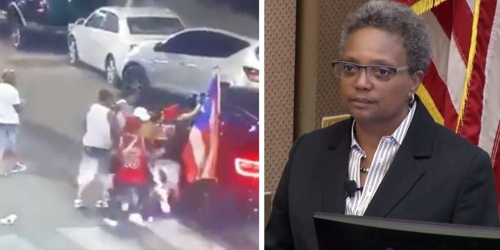 Chicago Mayor Lori Lightfoot claims homicides are on 'downward trend' after fatal parade shooting