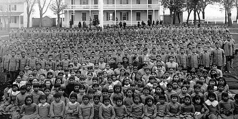 Biden administration announces investigation into its own Indian boarding schools following Kamloops, BC discovery