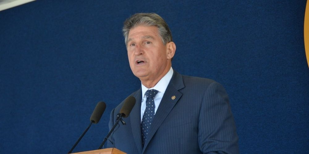 Manchin condemns Democrats' For the People Act, explains why he will vote against it
