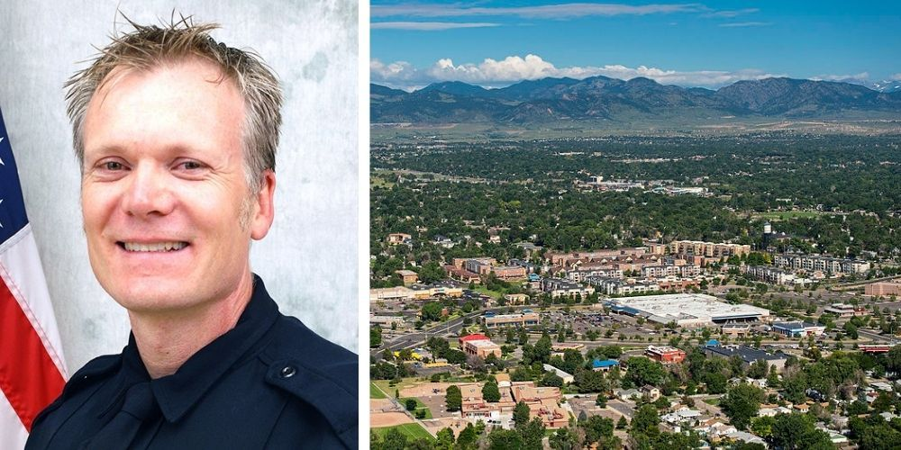 Officer killed in Colorado shooting targeted for being a cop