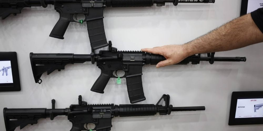 Federal judge overturns 32-year ban on 'assault weapons' in California