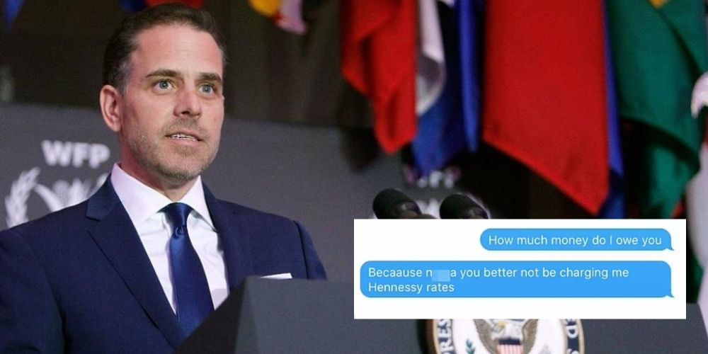 REVEALED: Hunter Biden texted n-word multiple times to his attorney