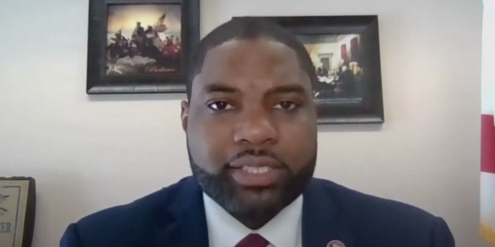 WATCH: Black Republican House rep. blocked from joining Congressional Black Caucus