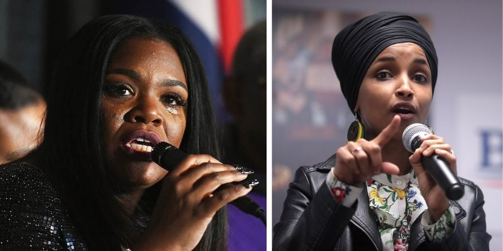 Squad member accuses colleagues of 'racism' after they condemn Ilhan Omar for antisemitism