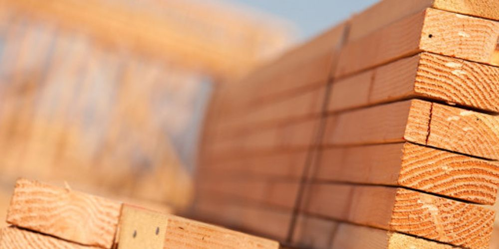 LUMBER UNDER ATTACK: Building a home now much more difficult due to skyrocketing lumber costs under Biden