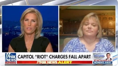 WATCH: Indiana grandmother first to be sentenced in connection with Capitol riot