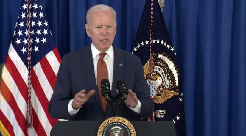 BREAKING: Biden lowers expectations after another month of lower-than-anticipated job growth