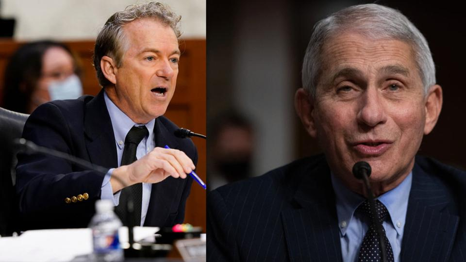 Rand Paul calls for Fauci to be fired after shocking email revelations