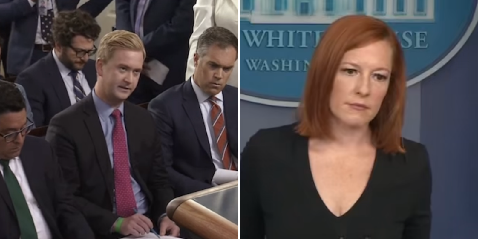 WATCH: Psaki doubles down on false claim that Republicans support defunding the police