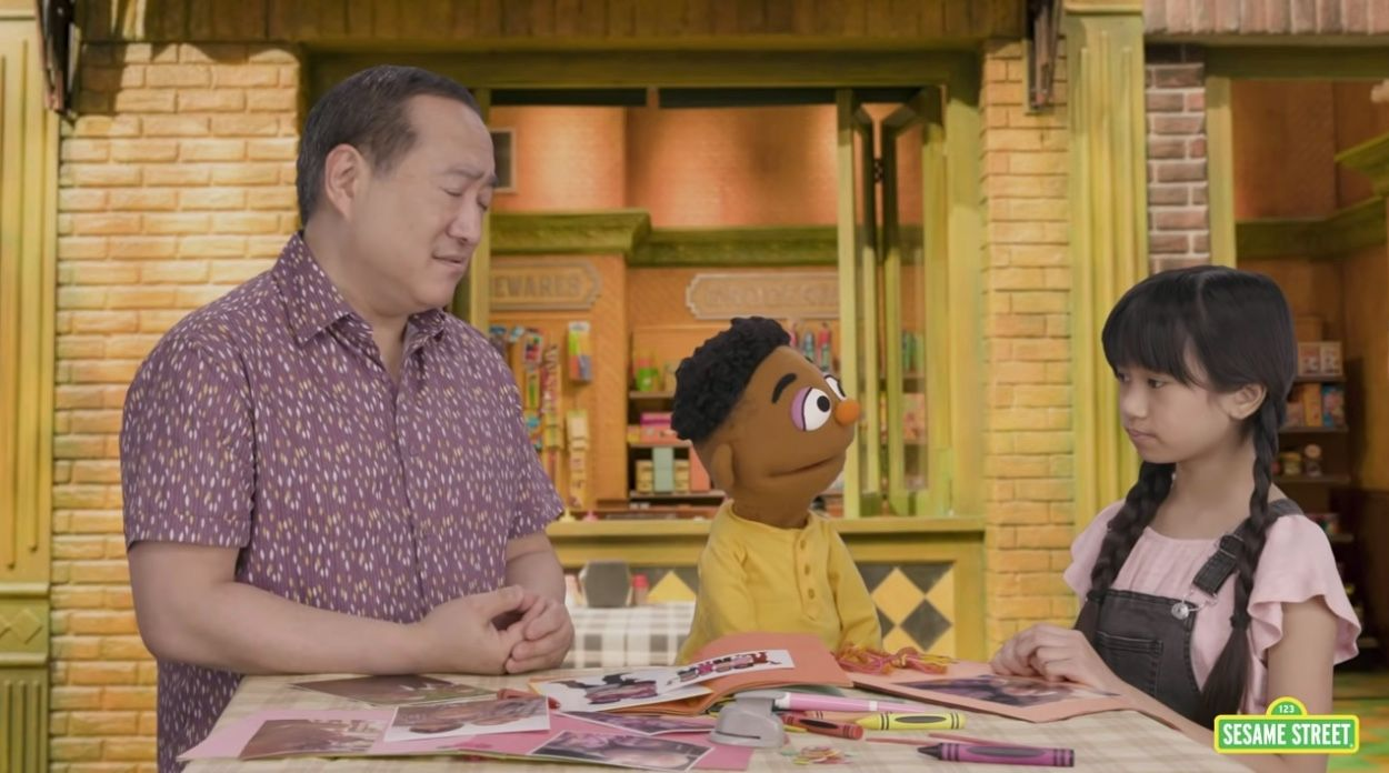 WATCH: Sesame Street fights anti-Asian bullying with song, segment on 'slanty' eyes
