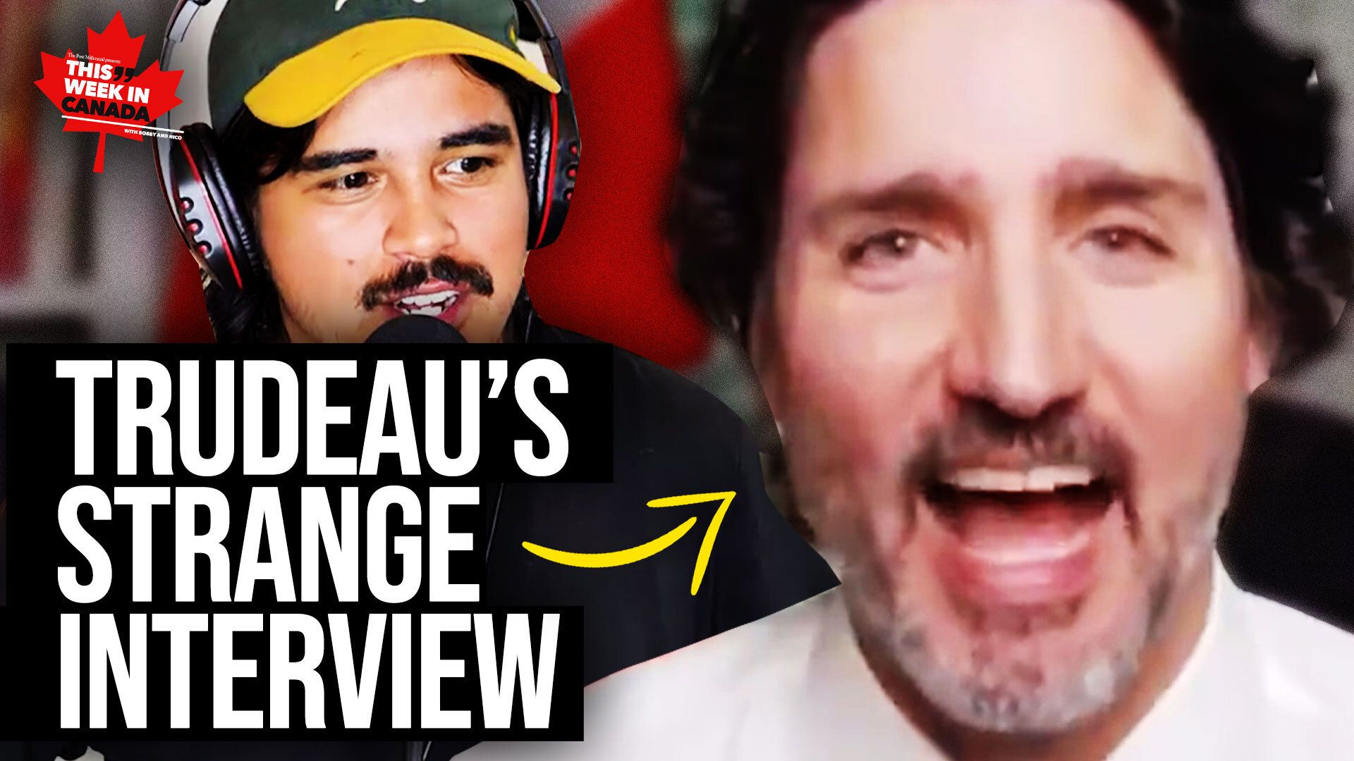 What's Going On With Justin Trudeau?