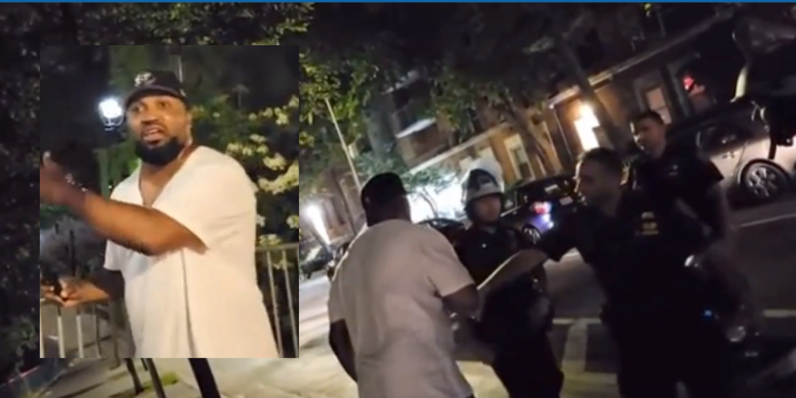 WATCH: Black man confronts Asian police officer in NYC, calls him a racist slur, says 'black people can't be racist'