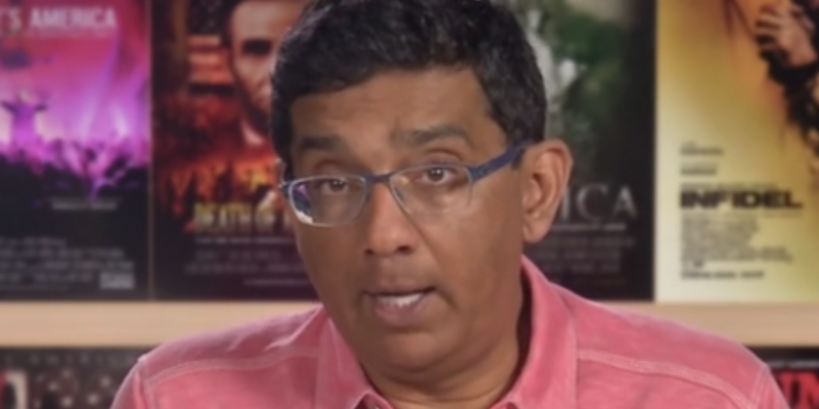 WATCH: Dinesh D'Souza talks about how Obama managed to get a 'third term'