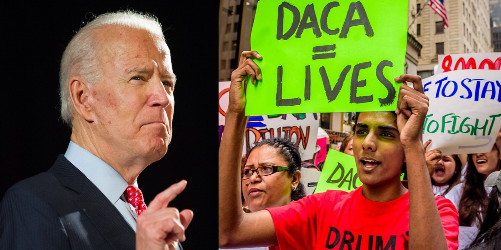 Biden calls DACA ruling 'deeply disappointing,' vows DOJ will appeal decision